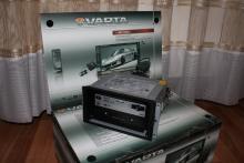 Автомагнитола VARTA V-AVM650D без панели